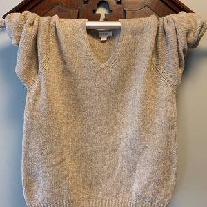 J Crew 100% Shetland Wool Men's Sweater